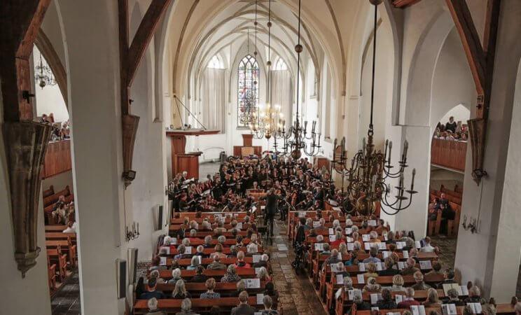 Najaarsconcert 2017 @ Grote Kerk | Wageningen | Gelderland | Nederland