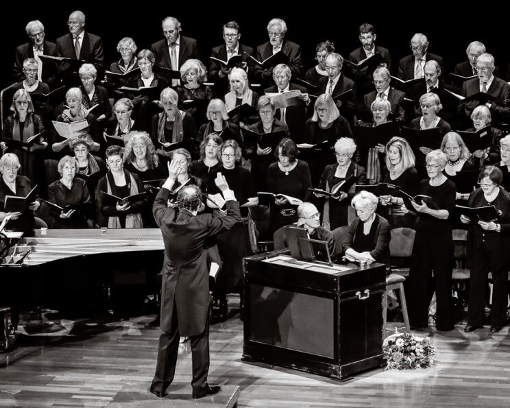 Najaarsconcert 2019 @ Theater Junushoff | Wageningen | Gelderland | Nederland