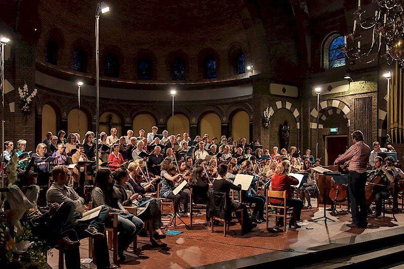 Generale repetitie Mozart / Hummel